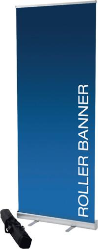 Roller Banner Package